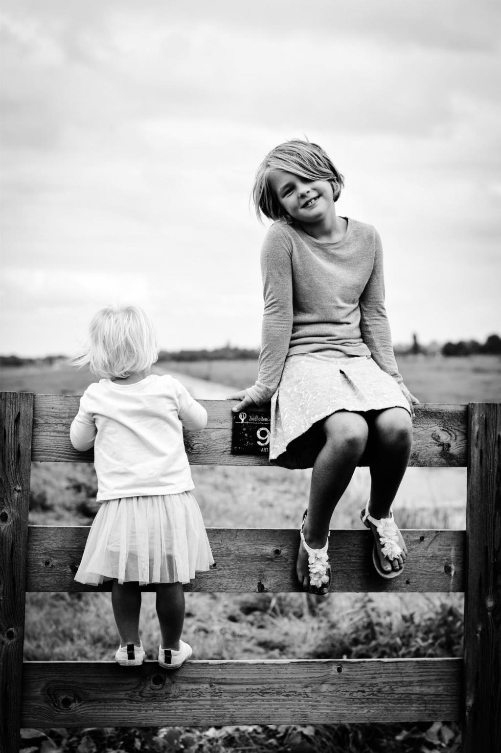 Fotoshoot kinderen op locatie
