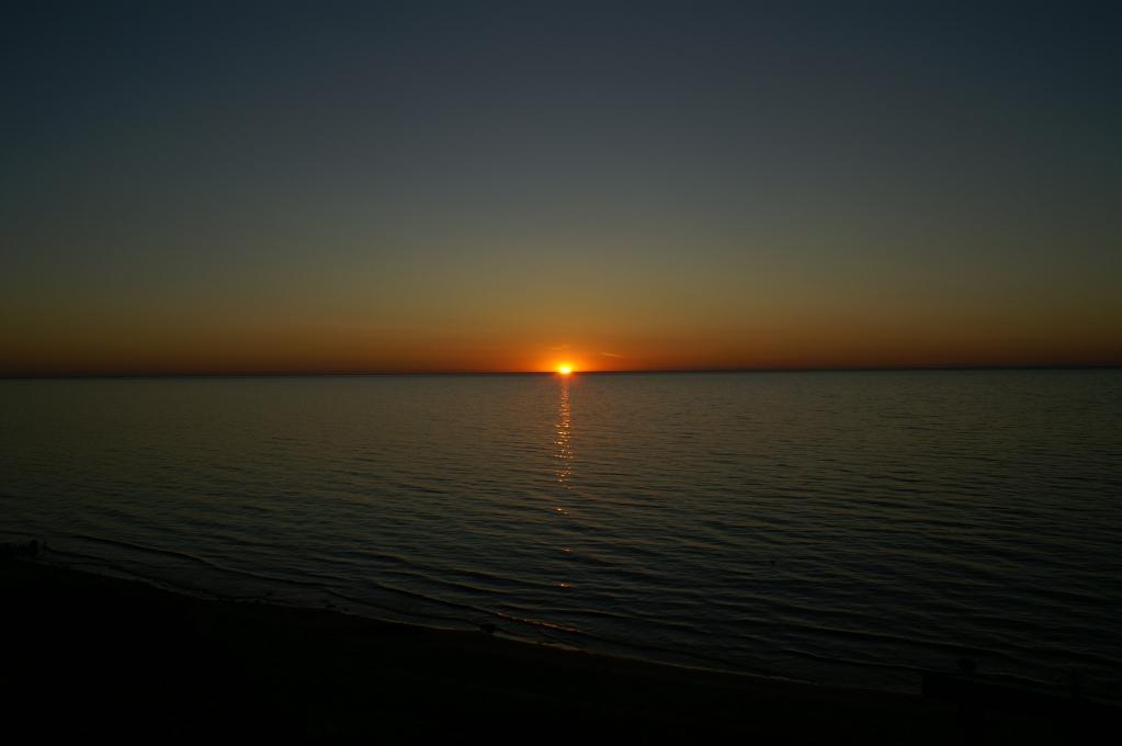 Zonsondergang - 1 | Sunset - 1