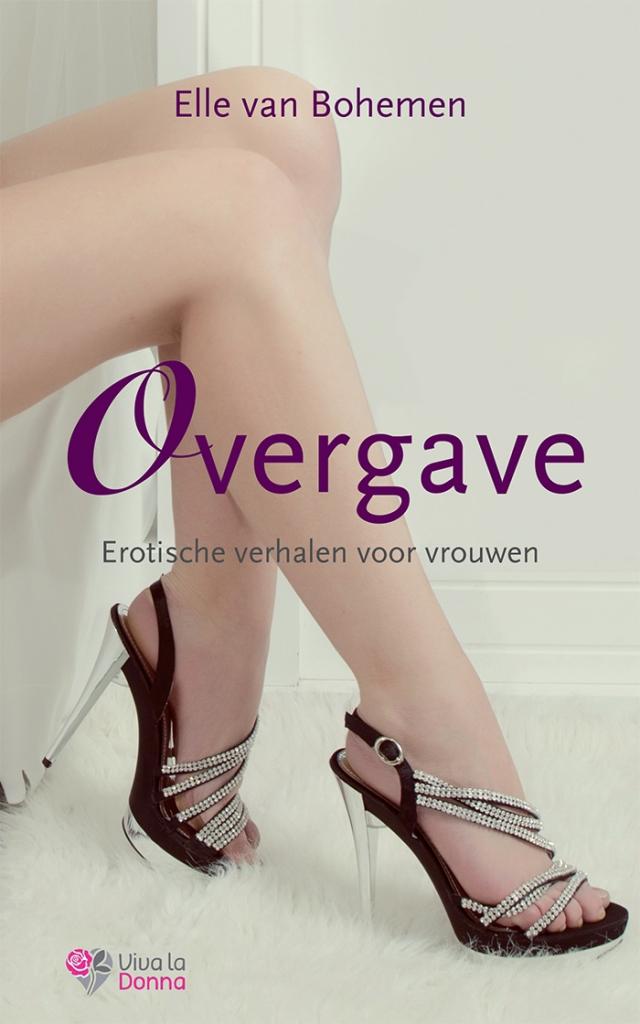 Omslag / bookcover 'Overgave'