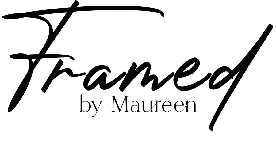 Framed by Maureen